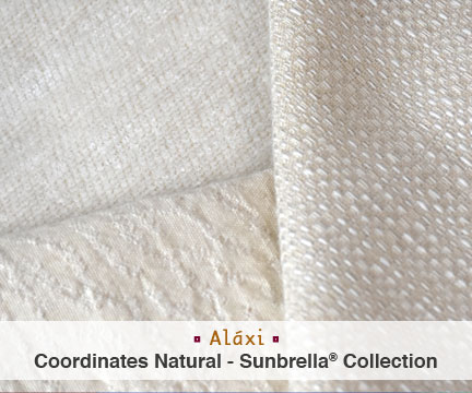 Sunbrella Coordinates Natural by Alaxi