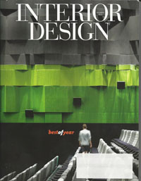 Interior Design Magazine Best of year 2013